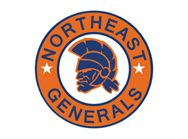 Image result for northeast generals logo