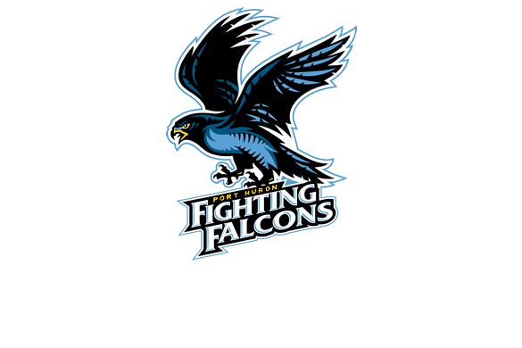 Port Huron Fighting Falcons logo