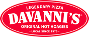 Davannis - Legendary Pizza - Original Hot Hoagies