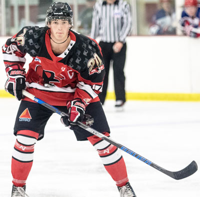 NAHL: Corpus Christi Forward Miller Makes NCAA DI Commitment