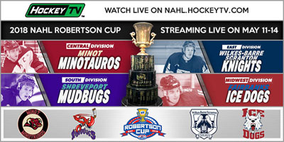 Robertson Cup National Championship Begins Friday North American
