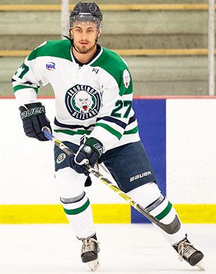Blizzard Forward Wahl Makes Ncaa Commitment North American Hockey