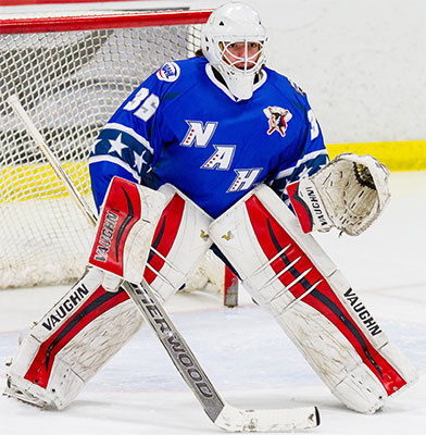 Nahl Alum Bednard Signs Nhl Contract North American Hockey League