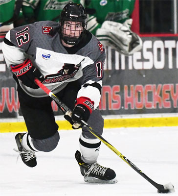 NAHL: Magicians Forward Lee Makes NCAA DI Commitment