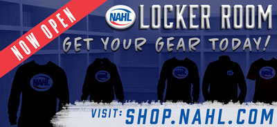 Nahl Launches Online Store North American Hockey League Nahl