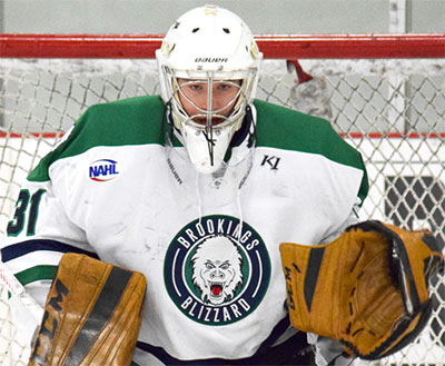 Blizzard Goaltender Mcbey Makes Ncaa Commitment North American