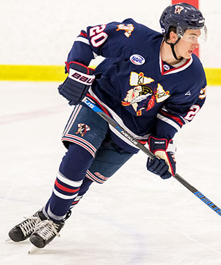 Johnstown Forward Merrell Makes Ncaa Commitment North American