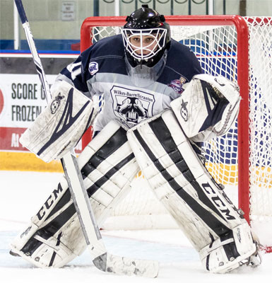 Eight Players With Nahl Ties Invited To Usa Hockey Goaltending Camp